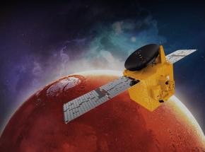 Arabska sonda dociera do Marsa