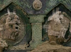 W Pompejach odkryto rzymski rydwan mający 2 tys. lat