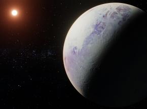 Pierwsza egzoplaneta, która może być aktywna tektonicznie