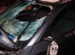 Śląskie: śmiertelne potrącenie 38-latka. Szedł środkiem jezdni po zmroku