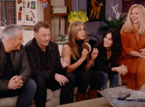 """Oficjalny zwiastun """"Friends: The Reunion"""""""