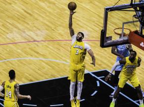 NBA: ważne zwycięstwo Lakers, nietypowe triple-double Westbrooka