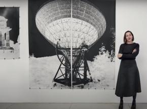 Prace Very Lutter w wirtualnych zbiorach galerii Gagosian