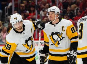 NHL: Penguins lepsi od Rangers, Islanders z kolejną wygraną
