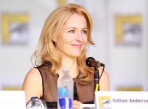 """Gillian Anderson zagra w 2. sezonie serialu """"Wielka"""""""