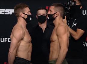 UFC on ABC 2: Mateusz Gamrot nokautuje Holtzmana
