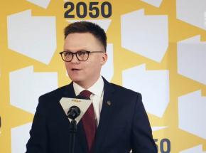 Sąd zarejestrował partię polityczną Polska 2050 Szymona Hołowni