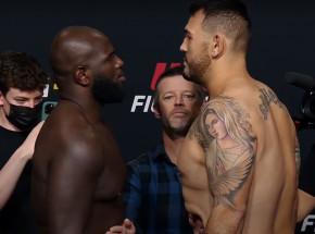 UFC Vegas 28: Rozenstruik lepszy od Sakaia