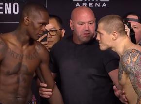 UFC 263: Israel Adesanya wraca na zwycięską ścieżkę