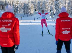 Biegi narciarskie – MŚJ: złoci Norwegowie, Polacy poza TOP 8