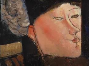 Ukryty zarys ujawnił wizerunek kochanki Modiglianiego