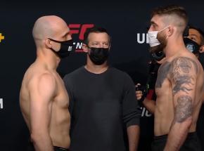 UFC Vegas 24: porażka Bartosza Fabińskiego