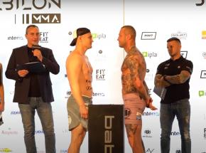 Babilon MMA 22: Piotr Wawrzyniak wygrywa w walce wieczoru