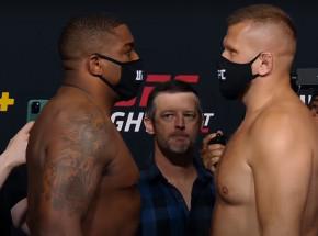 UFC Vegas 28: Marcin Tybura pokonuje Walta Harrisa w pierwszej rundzie!