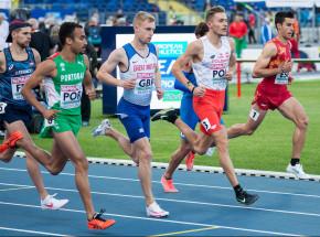 Lekkoatletyka: minimum olimpijskie Rozmysa. Świetne wyniki Kaczmarek i Dobka