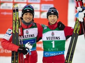 Kombinacja norweska - PŚ: Akito Watabe wygrał w Lahti