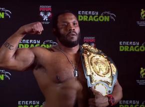 ACA 122: Tony Johnson Jr. nadal mistrzem kategorii ciężkiej