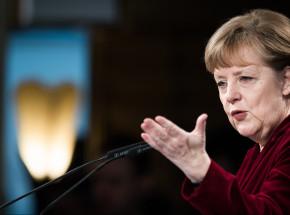 Berlin - Moskwa: rozmowy w sprawie Ukrainy i Nawalnego