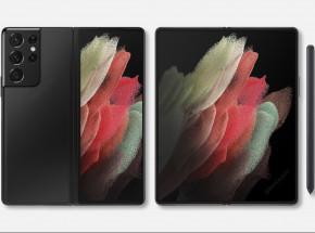 Samsung Galaxy Z Fold 3 z cieńszym wyświetlaczem
