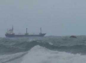Na Morzu Czarnym zatonął statek towarowy [AKTUALIZACJA]