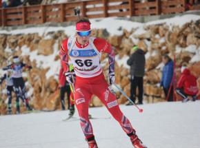 Biathlon - IBU: Stromsheim i Steiner górą w Arber