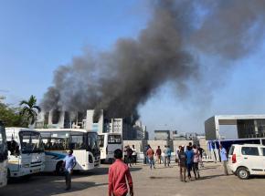 Indie: pożar w największej na świecie fabryce szczepionek