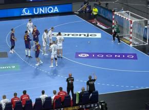 EHF Liga Mistrzów: Barca triumfatorem z kompletem zwycięstw