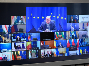 Zakończył sięzdalny szczyt Rady Europejskiej