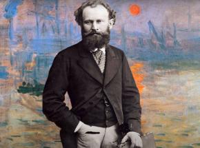 Rzadko widziany obraz Maneta znajdzie się na paryskiej aukcji