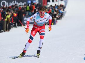 Biegi narciarskie - MŚ: dyskwalifikacja Johannesa Klaebo! Złoto dla Iversena