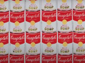 Książka kucharska autorstwa Andy'ego Warhola trafia na aukcję