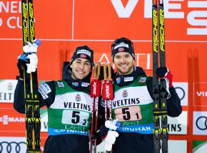 Kombinacja norweska - PŚ: Norwegia ze zwycięstwem w sprincie drużynowym