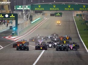Formuła 1: zmiany w treningach i wyścigach