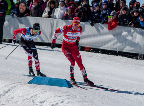 Biegi narciarskie - PŚ: Bolszunow z kolejnym zwycięstwem