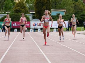 Lekkoatletyka: Akademickie Mistrzostwa Polski [FOTORELACJA]