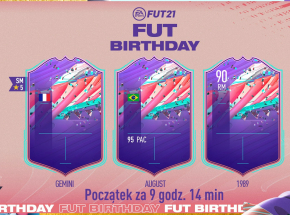 FIFA 21: czas na Urodziny FUT!