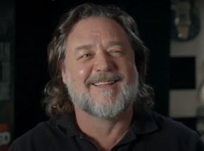 """Russell Crowe wyznał, że zostanie Zeusem w nowym """"Thorze"""""""