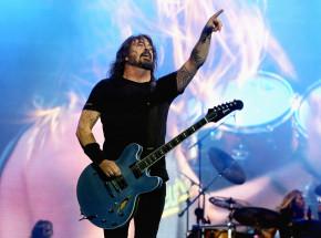 Foo Fighters we współpracy z marką Vans
