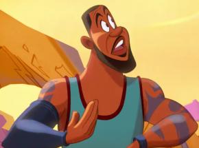 """LeBron James w nowym zwiastunie """"Kosmicznego meczu: Nowej ery"""""""