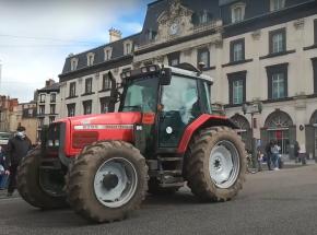 Francja: demonstracja rolników