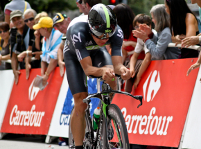 Tour de Suisse: Uran wygrywa czasówkę, Carapaz zachowuje koszulkę lidera