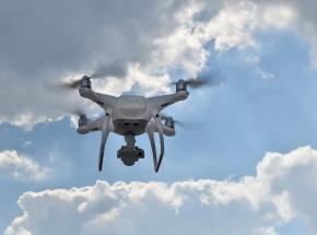 Drony rozwiązaniem dla miejsc dotkniętych suszą?