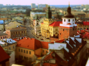Lublin Europejską Stolicą Młodzieży w 2023 roku
