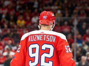 NHL: trudna przeprawa Capitals, Islanders przedłużają serię