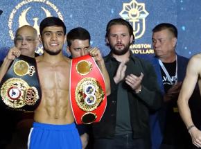 Matchroom Boxing: Achmadalijew, Gijasow, Madrimow i Jałołow skuteczni i efektowni