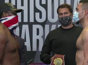 Matchroom Boxing: Joseph Parker pokonuje Derecka Chisore!