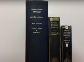 Powstał pierwszy angielski słownik starożytnej greki od czasów wiktoriańskich