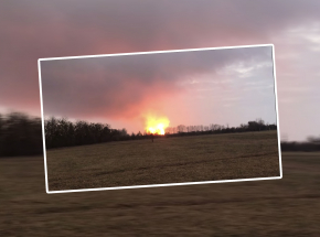 Ukraina: eksplozja głównego gazociągu