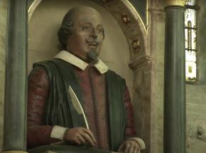 Nowe odkrycia dotyczące pomnika Williama Szekspira