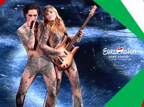 Måneskin zwycięża Eurowizję 2021
